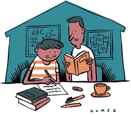 EDUCAÇÃO - ATIVIDADES DOMICILIARES
