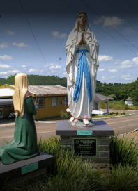 Monumento N. Senhora de Lourdes